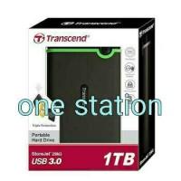 Transcend StoreJet 25M3 1TB - HDD / HD / Hardisk Eksternal 2.5