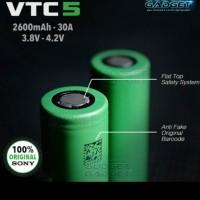 baterai 18650 SONY VTC 5 3.7V 2500mAh baterai untuk vaping promo