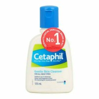 Jual cetaphil gentle skin cleanser 125ml Murah
