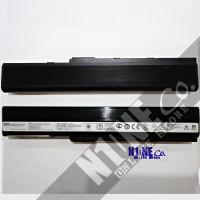 Baterai Asus A32-K52 A41-K52 A31-K52 A52F A52J K52F K52J X52F Original