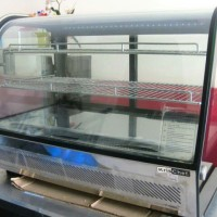 Display Showcase Cake & Pastry Portable (Kris Chef / Bekas)