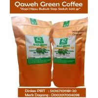 Jual Kopi Hijau Bubuk - Green Coffee Powder - Fat Burner 500 gr Murah