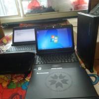 NETBOOK Lenovo Ideapad S10 intel atom GARANSI PANJANG