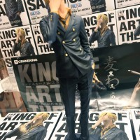 Action Figure One Piece PVC DXF King Of Artist KOA Sanji