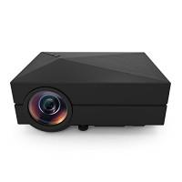 Mini LED Portable Projector GM60 1000 Lumens HDMI