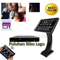 Jual Mini DVD Player AVANTE Multi Karaoke AMK-220 JOKOWI Murah