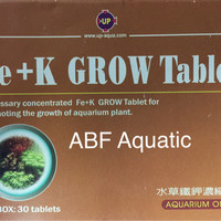 UP Fe plus K Grow Tablet for Aquatic Plant