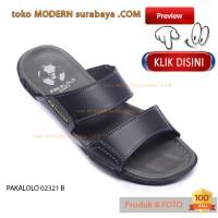 harga Pakalolo 02321 B No 43 Sandal Pria Casual Slip Slop On Flip Flop Tokopedia.com