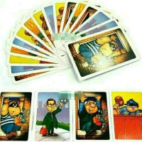 wanted game card