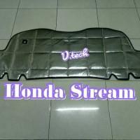 Vtech peredam silver kap mesin Honda Stream