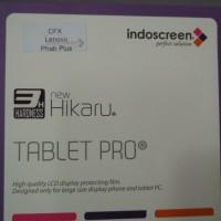 Indoscreen anti gores Lenovo phab plus , screen guard protector