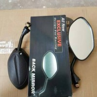 Spion Variasi Motor Model Beat Mini untuk Honda Yamaha Suzuki