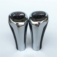 Manual Shift Knob BMW garnish CHROME (E36 E30 E39 E34) MTECH / MPOWER