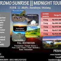 Paket Wisata Bromo Midnight Tour Full Destination