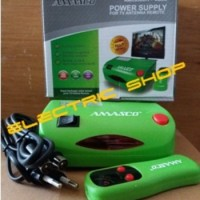 Booster / Power Supply TV Antena Remote - AMASCO AMC850DH+ Cable
