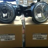 Terlaris For Fog Lamp Lampu Kabut Nissan Grand Livina Ori 100%