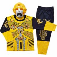 Baju Kostum Topeng (Anak) - Transformer Bumblebee