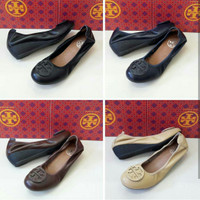 Sepatu Wanita Tory Burch F012 Wedges / Sepatu Kerja