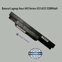 Original Baterai-Battery Laptop Asus X44 - X55 Series (New