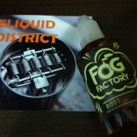 FOG FACTORY ROOTBEER 55ML 3MG - PREMIUM MALAYSIA