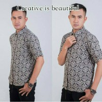 Batik boy-kemeja laki laki murah-hem online-simpel-baju kantor-SG