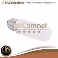 JC02 | JDD E27 220v 150w Studio Flash modeling lamp bulb - 3200k