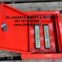 JUAL TBFA/TERMINAL JUNCTION BOX FIRE ALARM 12 / 24 PAIRS MURAH JAKARTA