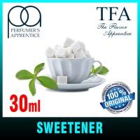 TFA Flavor 30ml - SWEETENER / SUCRALOSE - repack botol kaca