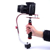 Stabilizer Kamera DSLR / action cam (merah) PROMO