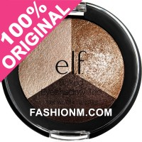 Elf Baked Eyeshadow Trio - Brown Bonanza