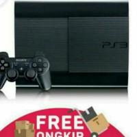 Playstation 3 Super Slim 320gb Versi 4.81 New Game2 2017