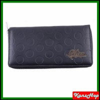 Dompet / Clutch Kasual Wanita - H 9018 Hitam SYNTHETIC