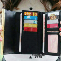 (Sale) Dompet Korea Wanita Kqueenstar Wallet Import Cewek