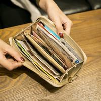 [Original] Dompet Wanita Korea Lawrence wallet import fashion cewek