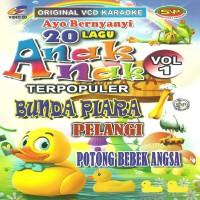 """VCD Karaoke Original """"Ayo Bernyanyi 20 Lagu Anak Terpopuler Vol 1"""""""