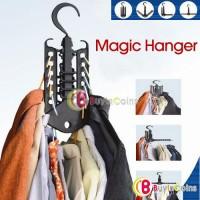 Magic Hanger Ajaib rak gantungan Baju Multifungsi