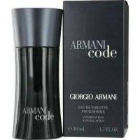 Parfum Ori Eropa Nonbox Armani Code Black For Men 50 Ml