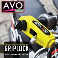 Griplock Gembok Pengaman Motor / Secure Bike / Original