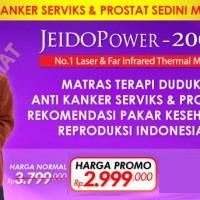 JEIDO POWER 2000 Bantal Alat Terapi Kanker Serviks & Prostat 100% Asli