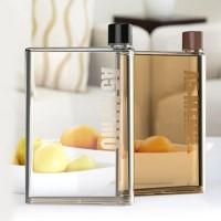 Botol Minum Transparan A5 420 Ml Edc Memobottle
