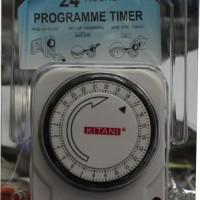 Jual STOP KONTAK TIMER / TIMER STOPKONTAK ( Dapat diatur/program hingga 24 Murah