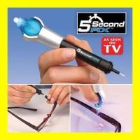 Power Tool 5 Second Fix Magic Glue Lem Ajaib Sinar UV Perekat Material