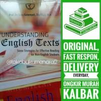 UNDERSTANDING ENGLISH TEXTS