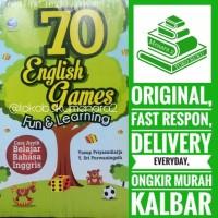 Harga 70 ENGLISH GAMES FUN LEARNING YUSUP SRI  | WIKIPRICE INDONESIA