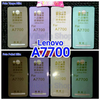 Ultrathin Softcase Lenovo A7700 / Ultra Soft Back Jely Case A7700 Plus