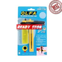 OLFA CMP-1 / DX Compass Cutter (Up To 22 Cm)