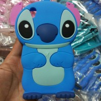 Oppo Neo 9 A37 Silicon 3D Kartun Disney Stitch #3 Softcase Casing Hp
