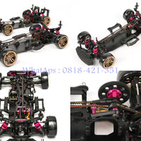 Best Deal RC Drift RACING CAR 3Racing Sakura D4 AWD 1:10 Drift Car (Ki