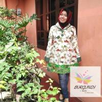 batik kemeja wanita