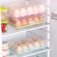 Tempat Penyimpanan Telur / Rak Telur / Kotak Telur / - (Isi 15) - X431